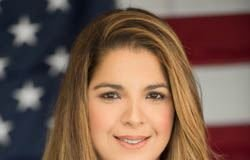 Anabelle Lima-Taub (from city of Hallandale Beach website)