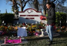 One Year Anniversary Parkland tragedy