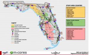 M CORES map In: It works for toll roads but not for Amendment 1?-- | Our Santa Fe River, Inc. (OSFR) | Protecting the Santa Fe River in North Florida